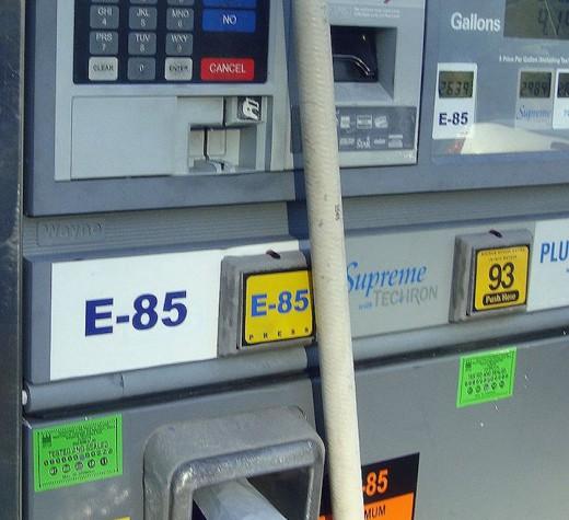 Etanol – Framtidens bränsle?